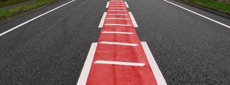 Thermoplastics Road Markings